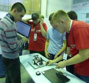 Красноярские школьники спроектировали автономный подводный аппарат
