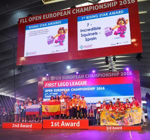 Красноярские школьники стали призерами чемпионата Европы по робототехнике
