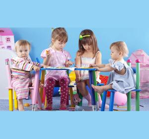 В красноярских детских садах развивается система разновозрастных групп
