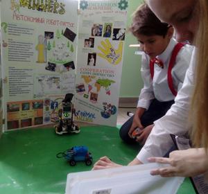 Красноярские школьники спроектировали медицинских и сельскохозяйственных роботов-помощников