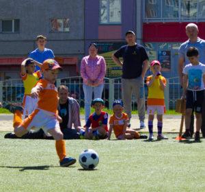 Футбол школа 153