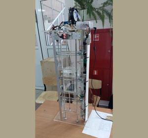 Красноярские школьники «случайно» изобрели учебный лифт, автомойку и траволатор