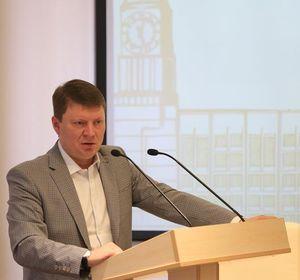 Мэр Красноярска Сергей Ерёмин: «Строительство детских садов и школ – прямые инвестиции в будущее»