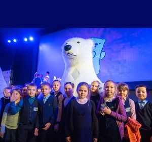 Поздравляем победителей  III Всероссийского  конкурса   «Звезда Арктики – Умка»