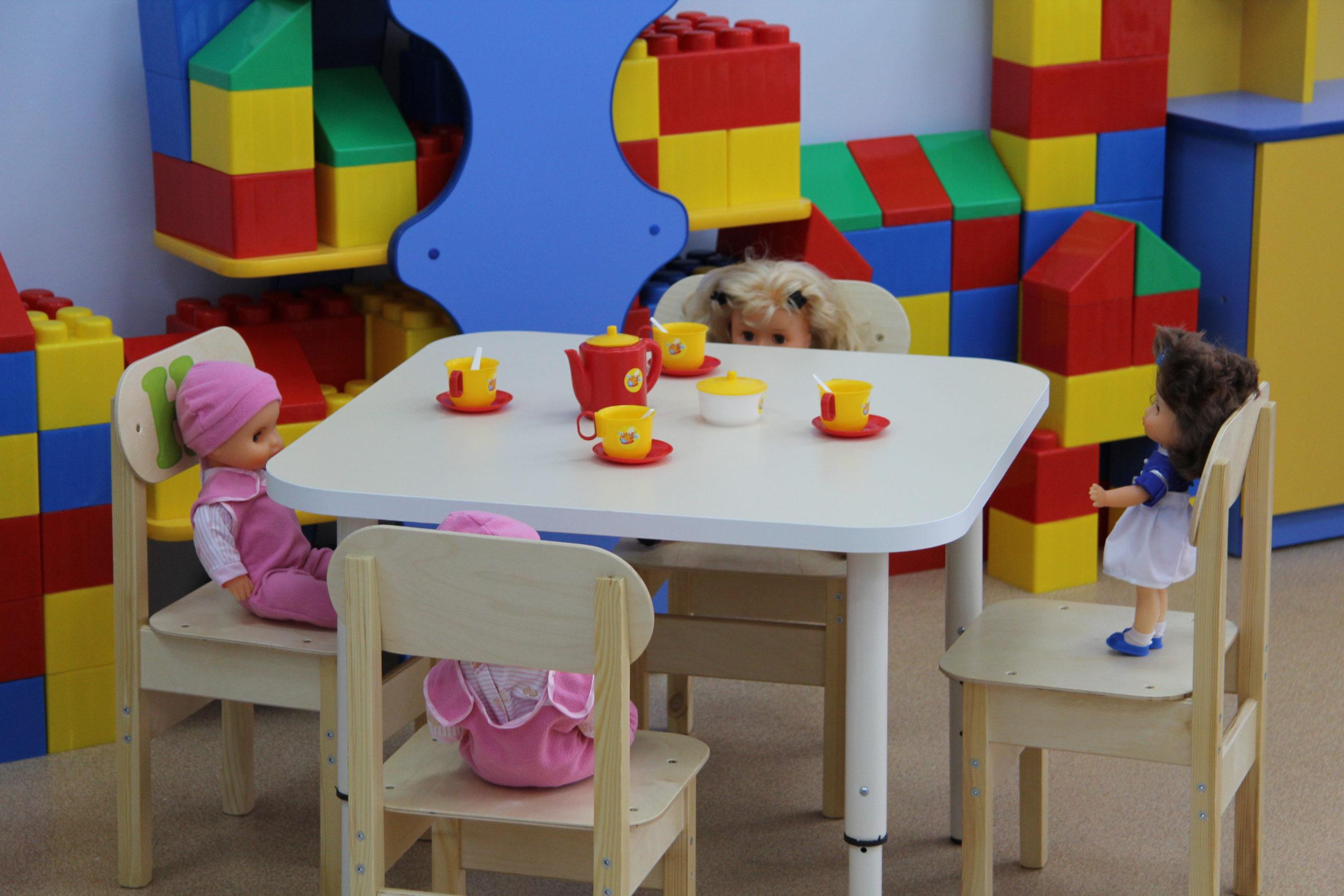 В красноярских детских садах открываются дежурные группы
