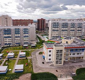 В Солнечном готовится к открытию новый детский сад