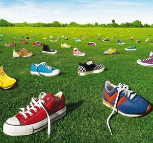 Стартует «Лето в кроссовках!»