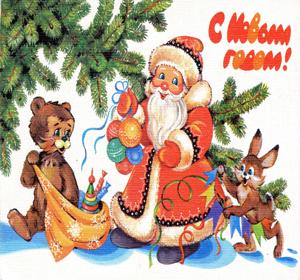 Красноярск готовится к празднованию Нового 2017 года