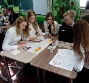 Красноярским школьникам представили современные формы проведения уроков