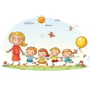 http://www.dreamstime.com/stock-photography-cartoon-kids-their-t