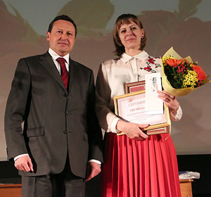 Подведены итоги конкурса «Учитель года города Красноярска» – 2017
