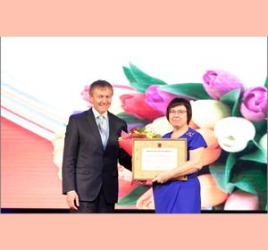 Заместитель Главы города Красноярска Сергей Кочан поздравил дошкольных работников с профессиональным праздником