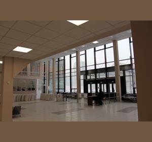 Самая большая школа Красноярска готовится к открытию