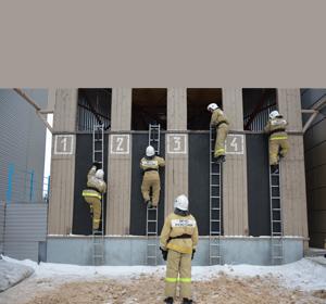 Красноярская школа займётся подготовкой будущих спасателей и пожарных