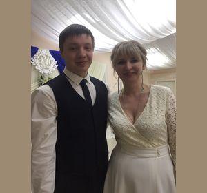 Ремонт школы закончился свадьбой