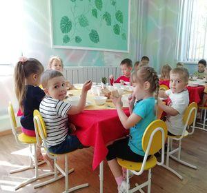 В красноярском детском саду открыли ресторан с авторским меню
