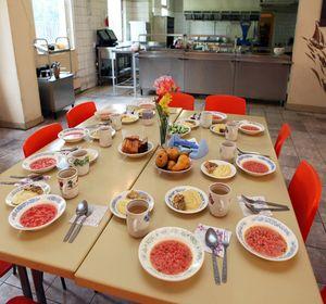 В школах улучшается качество питания