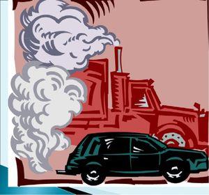 Красноярские школьники подсчитали объем автомобильных выбросов вредных веществ