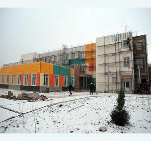 В Красноярске завершается строительство семи детских садов