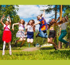 В Красноярске начинается приём заявок в оздоровительные лагеря